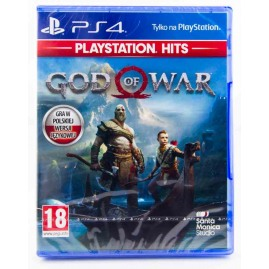 GOD OF WAR PL (nowa)