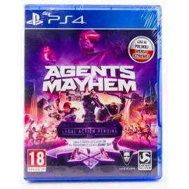 Agents of Mayhem PL (nowa)