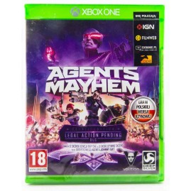 Agents of Mayhem PL (nowa)