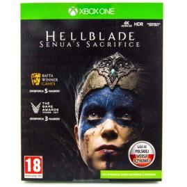 Hellblade Senua's Sacrifice PL (nowa)
