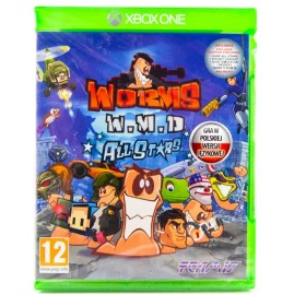 Worms W.M.D All Stars PL (nowa)
