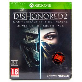 Dishonored 2 South Pack Edition (nowa)