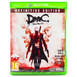 DMC: Devil May Cry PL (nowa)
