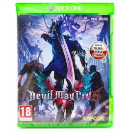 Devil May Cry 5 PL (nowa)