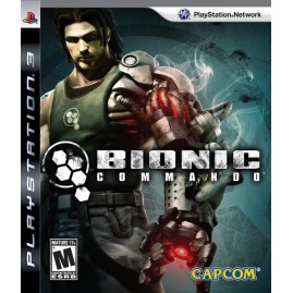 Bionic Commando (używana)