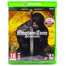 Kingdom Come Deliverance PL (nowa)