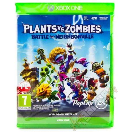Plants vs. Zombies Battle For Neighborville PL (nowa)