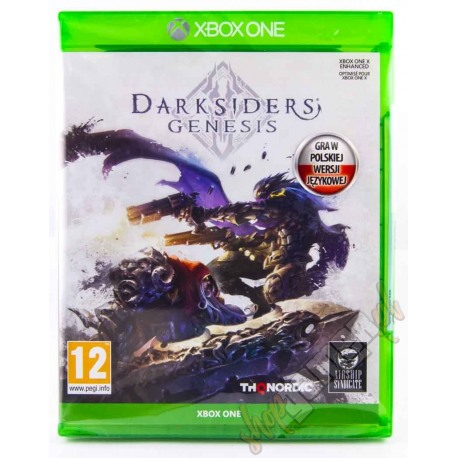Darksiders Genesis PL