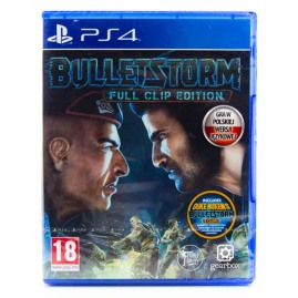 Bulletstorm Full Clip Edition PL (nowa)