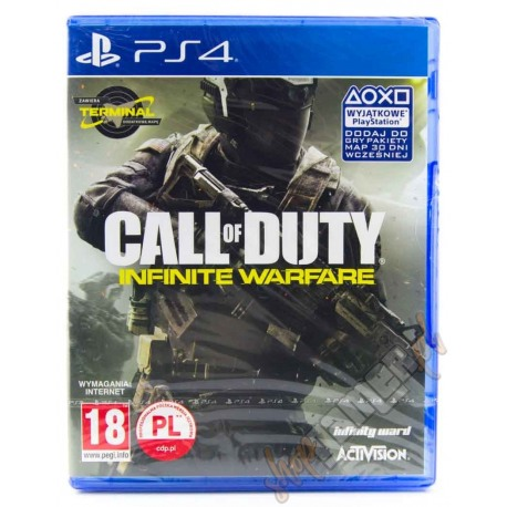 Call of Duty: Infinite Warfare (nowa)