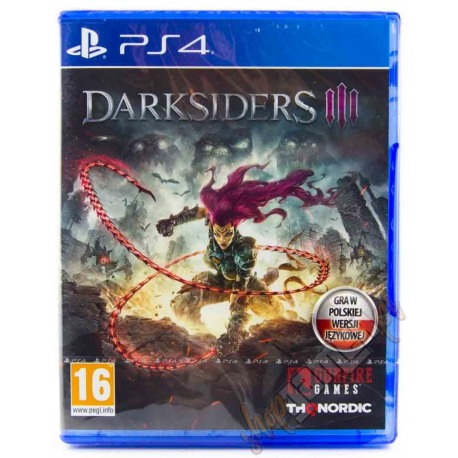Darksiders 3 PL