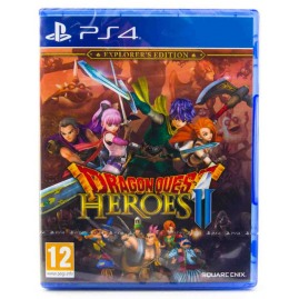 Dragon Quest Heroes II Explorer's Edition (nowa)