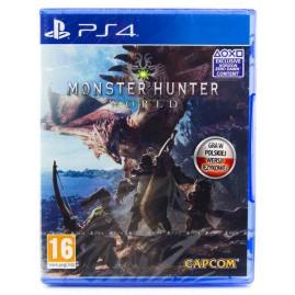 Monster Hunter World PL (nowa)