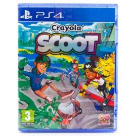 Crayola Scoot (nowa)