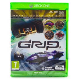 GRIP COMBAT RACING - ROLLERS VS AIRBLADES ULTIMATE (nowa)