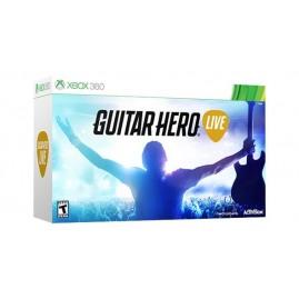 Guitar Hero Live + Gitara (nowa)
