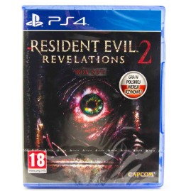 Resident Evil: Revelations 2 PL (nowa)
