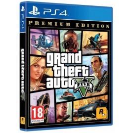 Grand Theft Auto V - Premium Edition PL (używana)