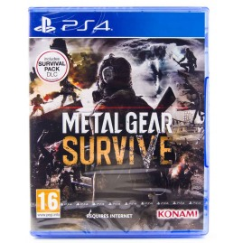 Metal Gear Survive Survival Pack DLC (nowa)
