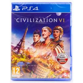 Sid Meiers Civilization VI PL (nowa)