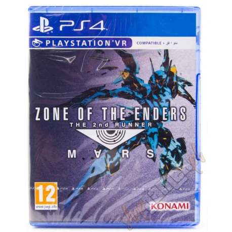 Zone of the Enders The 2nd Runner Mars VR (nowa)