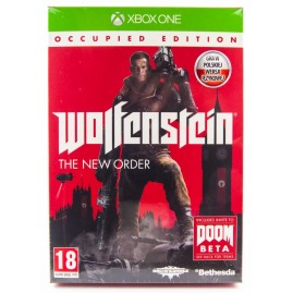 Wolfenstein The New Order Occupied Edition PL (nowa)