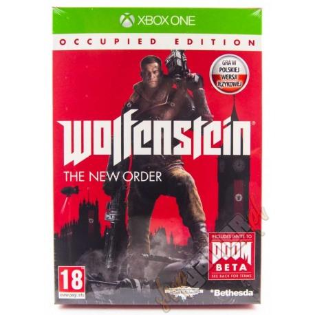 Wolfenstein The New Order Occupied Edition PL (nowa)