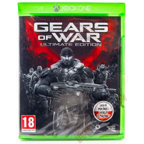 Gears of War Ultimate Edition PL (nowa)