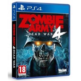 Zombie Army 4 Dead War PL (używana)