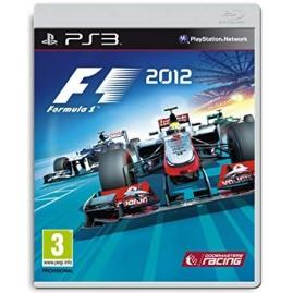 F1 2012 PL (używana)