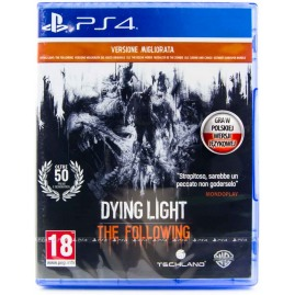 Dying Light The Following PL (nowa)