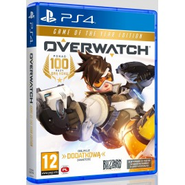 Overwatch Game Of The Year Edition PL (używana)