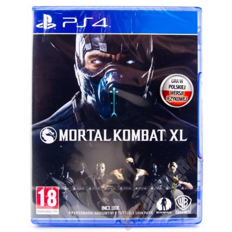 Mortal Kombat XL (nowa)
