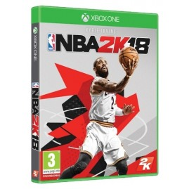 NBA 2K18 (używana)