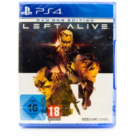 Left Alive Day One Edition (nowa)