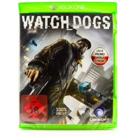 Watch Dogs PL (nowa)