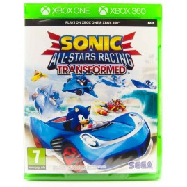 Sonic All-Stars Racing Transformed (nowa)