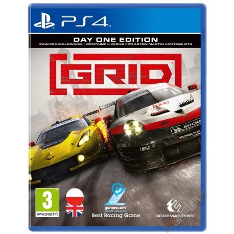 GRID PL PS4