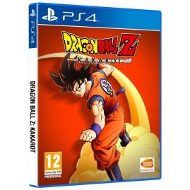 Dragon Ball Z Kakarot PL (używana)
