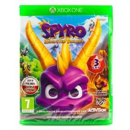 Spyro Reignited Trilogy PL (nowa)