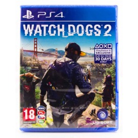 Watch Dogs 2 PL (nowa)