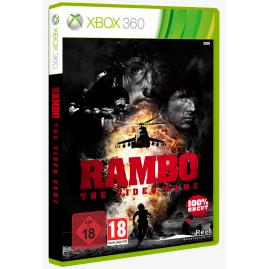 Rambo The Video Game (używana)