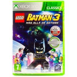 LEGO Batman 3: Poza Gotham PL (nowa)