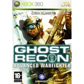 Tom Clancy's Ghost Recon: Advanced Warfighter (używana)