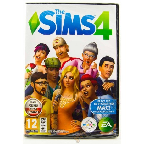 The SIms 4 PL (nowa)