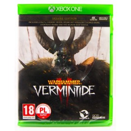 Warhammer Vermintide 2 Deluxe Edition PL (nowa)