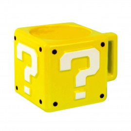 Kubek Super Mario - Question Block (nowy)