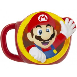 Super Mario Shaped Mug / kubek Super Mario (nowy)