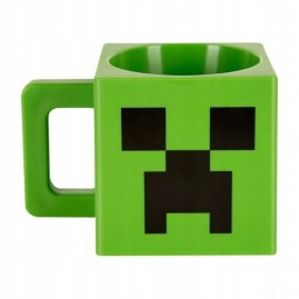 KUBEK MINECRAFT CREEPER 3D (nowy)