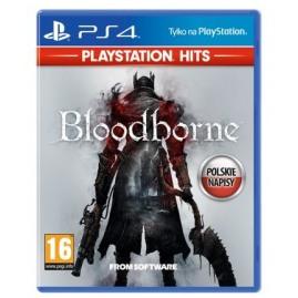 Bloodborne PL (używana)